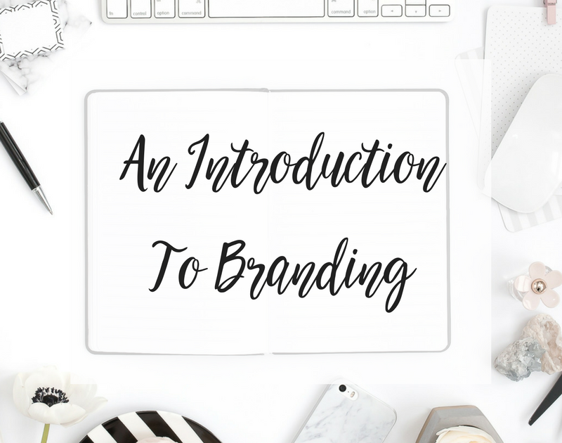 An Introduction To Branding