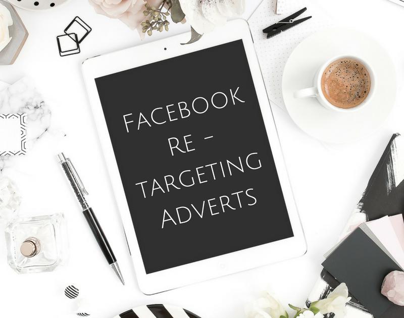 Facebook Retargeting Adverts