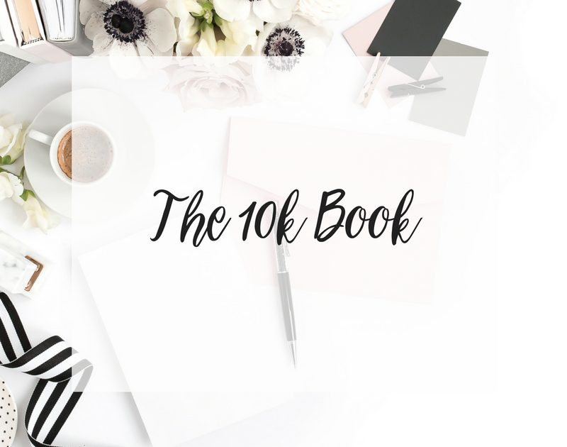 The 10k Book