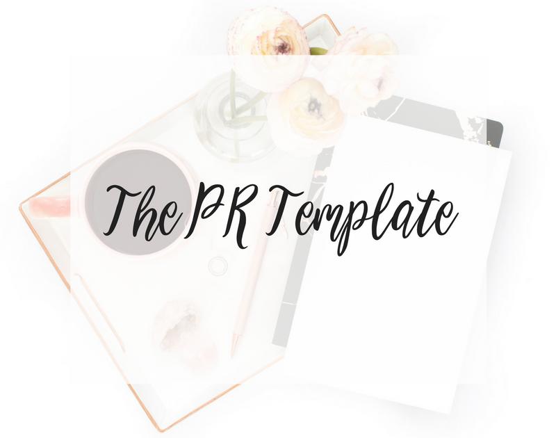 The PR Template
