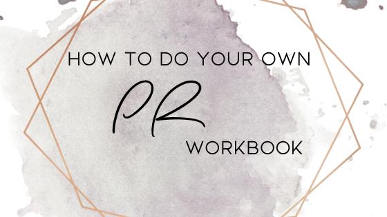 The PR Workbook