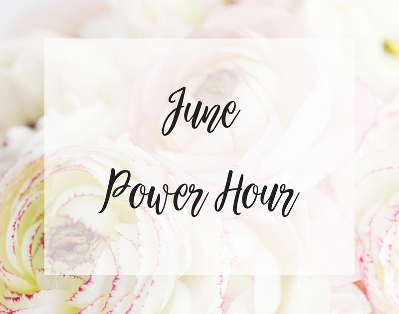 June Power Hour Coaching Call