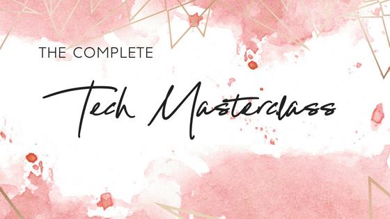 The Complete Tech Masterclass