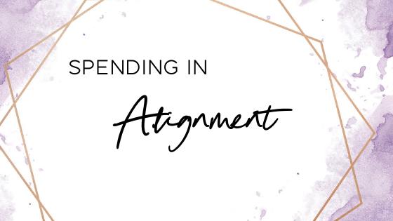 Spending In Alignment